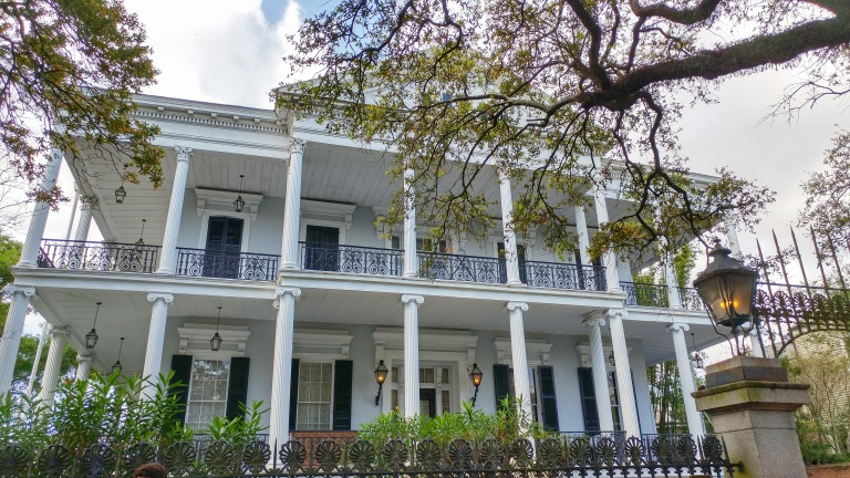 Buckner mansion, New Orleans