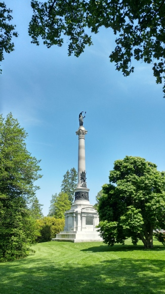 New York State Monument